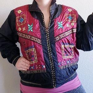 Vintage   Westbound Sport Windbreaker Jacket Plus